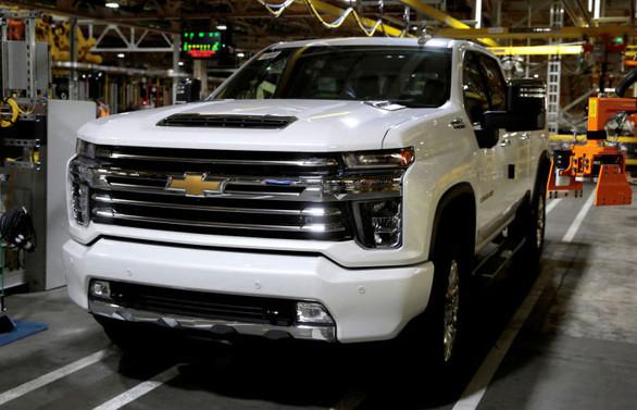 General Motors, Meksika'da 6 bin çalışanını geçici olarak işten çıkardı