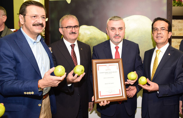 TOBB Başkanı Hisarcıklıoğlu: YÖREX Türkiye'nin markası