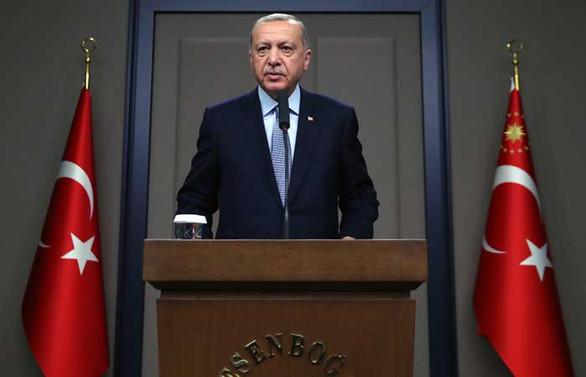 Cumhurbaşkanı Erdoğan: Macron, Merkel ve Johnson ile görüşme için planlama yok