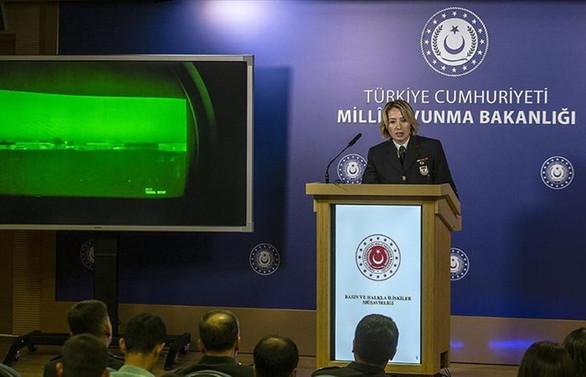 MSB: Teröristlerin bölgeden çıkarılması süreci yakından takip ediliyor