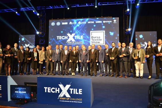 Techxtile Start-Up Challenge ve Bursa Textile Show başladı