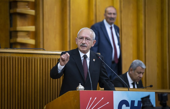 Kılıçdaroğlu: Adaleti mumla arıyoruz