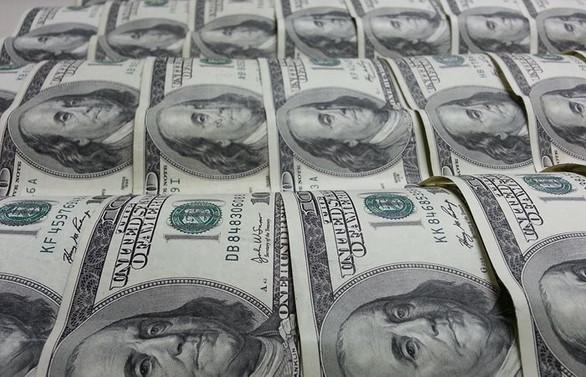 Dolar 5,76 seviyelerine çekildi