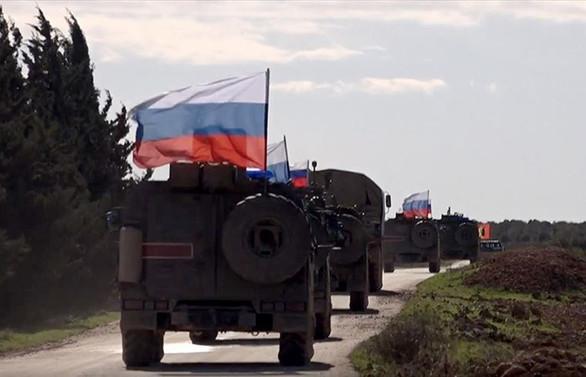 Rus ordusu Ayn el Arab'a girdi