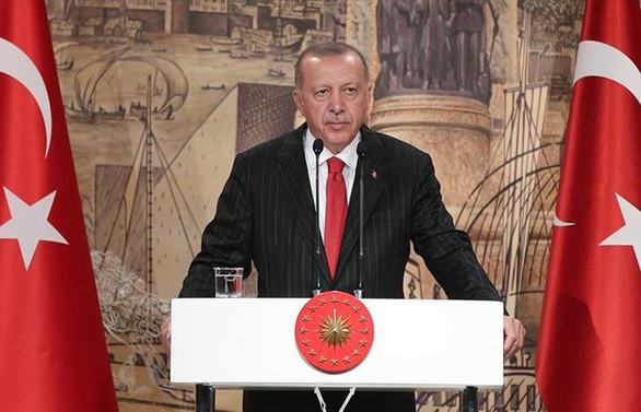 Erdoğan: Vakti saati gelince bu kapılar da açılır
