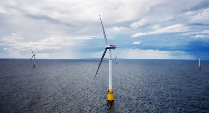 Offshore rüzgar enerjisi yatırımları 1 trilyon doları bulacak
