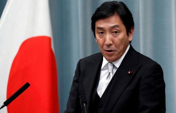 Japonya'da Ticaret Bakanı istifa etti