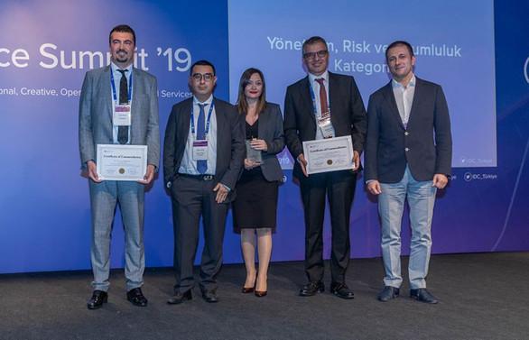 Merkezi Kayıt Kuruluşu'na, Teknoloji Ödülleri'nden iki ödül
