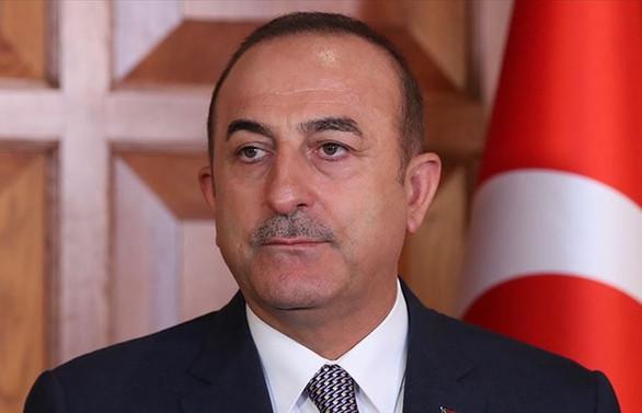 Çavuşoğlu: Terörist Mazlum Kobani ile müttefiklerimizin görüşmesi kabul edilemez