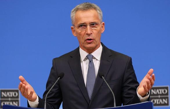 NATO Genel Sekreteri Stoltenberg: Suriye'de mevcut durum sürdürülemez