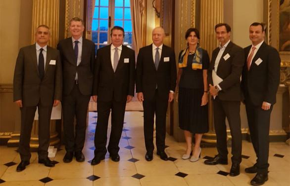 Chatham House - Koç Holding Yuvarlak Masa Toplantısı 3. kez düzenlendi