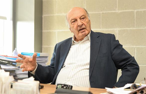 Prof. Dr. Berksoy: Türk sanayisinin temelleri 'büyük buhran' döneminde atıldı