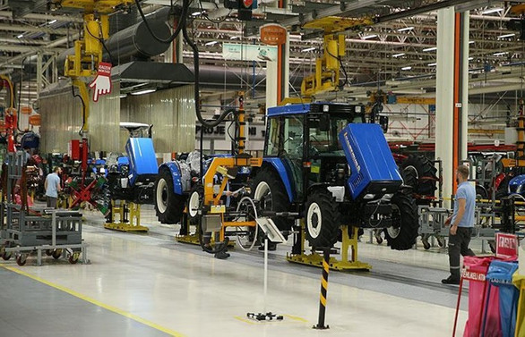 Türk Traktör'ün satışları eylülde yüzde 37,7 arttı
