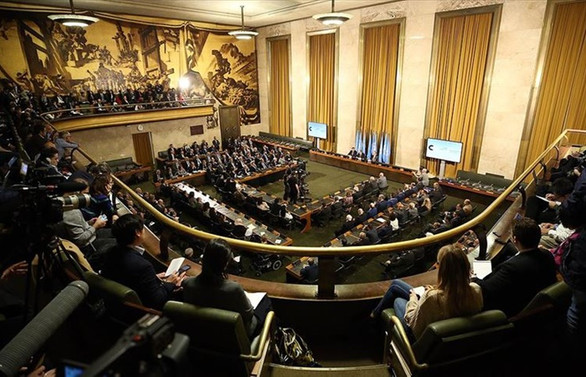 Suriye Anayasa Komitesi ilk kez toplandı