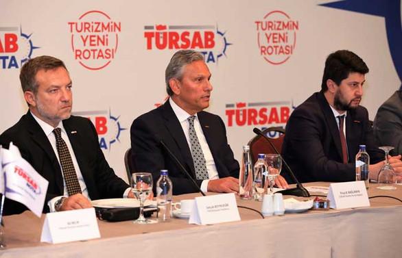 TÜRSAB dijital atakla 5 milyar TL ek gelir yaratacak