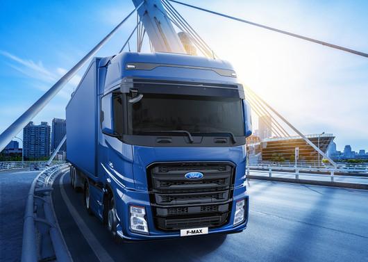 Ford Trucks, Avrupa'ya batıdan girdi