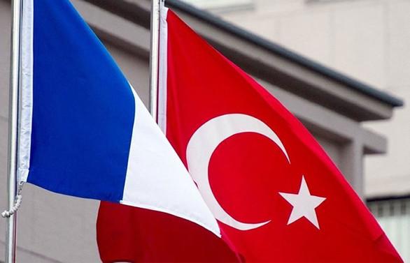 Türkiye ile Fransa arasında stratejik hedef