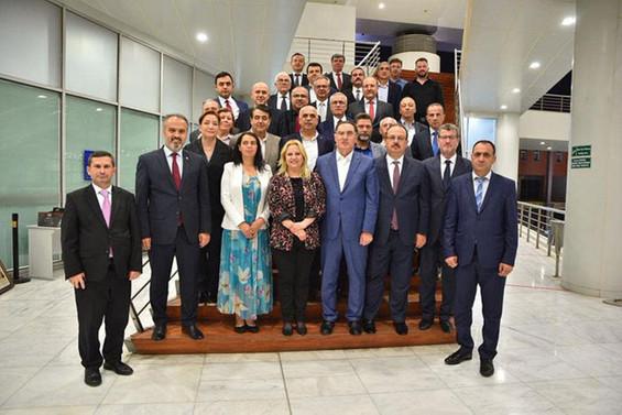 Bulgaristan ile Bursa'da ortak zirve