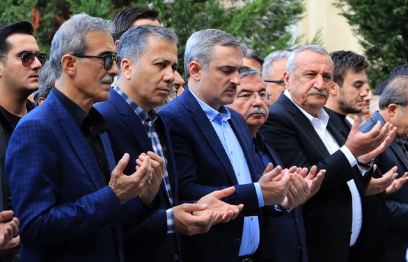 Savunma Sanayii Başkanı Demir'in acı günü