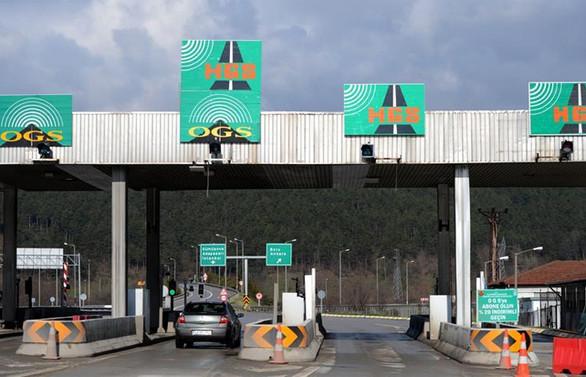 Köprü ve otoyol geçiş ücretlerine yüzde 20 zam