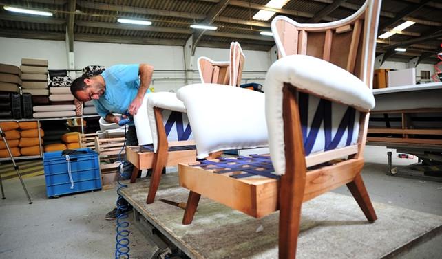 Kayseri, 8'inci Mobilya Fuarı'na hazırlanıyor