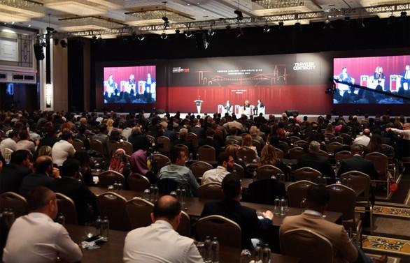 Seyahat sektörü İstanbul'da buluştu