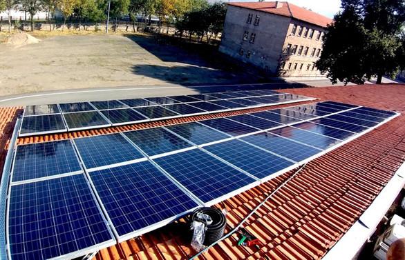 """Seferoğlu Grup'tan, """"Kendi Elektriğini Kendi Üreten Okul"""" projesine destek"""