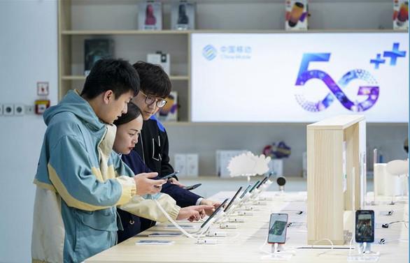 Çin'de 5G dönemi resmen başladı