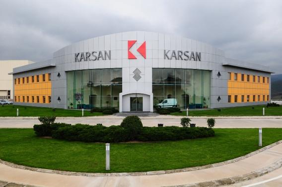 BUSİAD Doğan Ersöz Ödülü Karsan'a