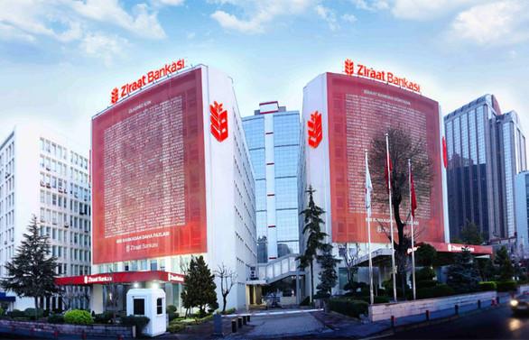 Ziraat Bankası'nın 3.çeyrekte net kâr 1,03 milyar TL oldu