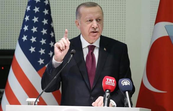 Cumhurbaşkanı Erdoğan, ABD'deki Türk vatandaşlarına seslendi