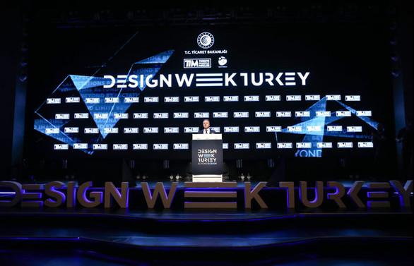 Design Week Turkey 2019 başladı