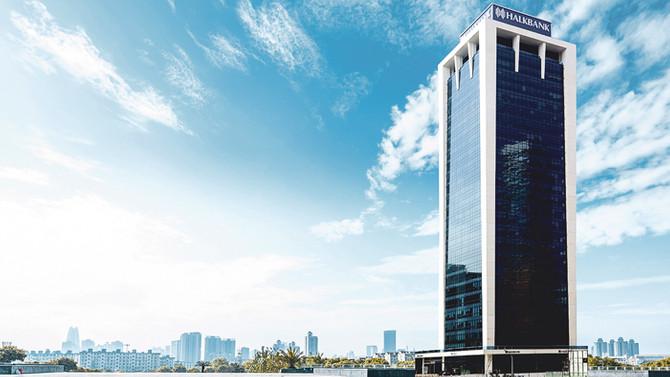 Halkbank'ın aktif büyüklüğü 443,5 milyar TL'ye yükseldi