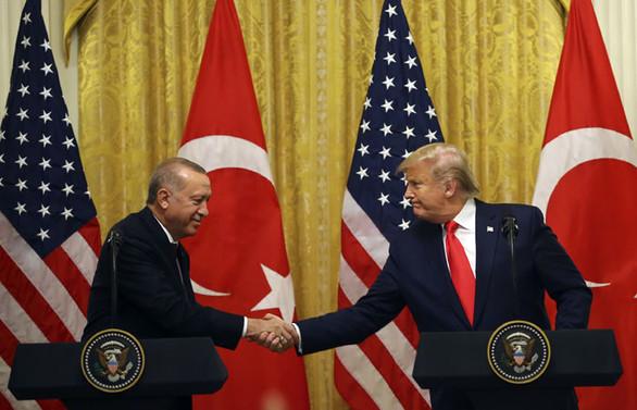 """""""Türkiye'nin ABD'deki en yakın dostu Trump"""""""