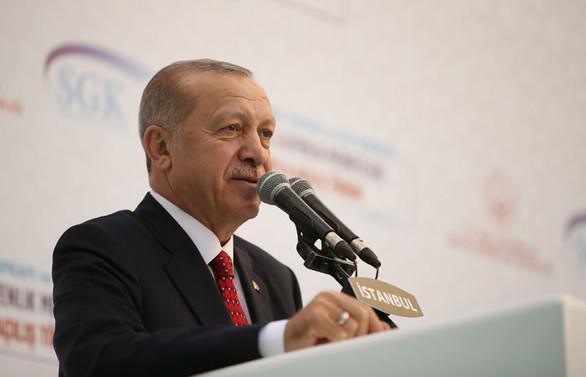 Cumhurbaşkanı Erdoğan'dan faiz ve enflasyon mesajı