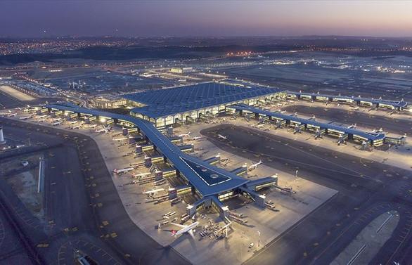 İstanbul Havalimanı, 2 uluslararası havalimanı ile anlaşma imzaladı