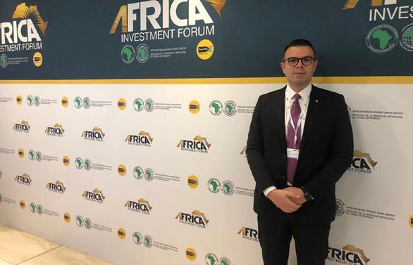 Abdi İbrahim, Afrika'da yatırım fırsatı kolluyor