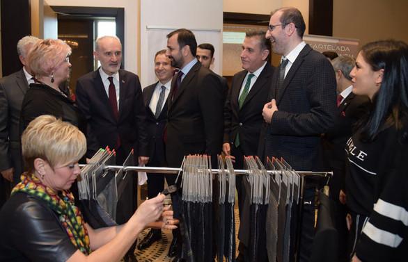 İTO, tekstil ihracatına destekte ilk adımı attı
