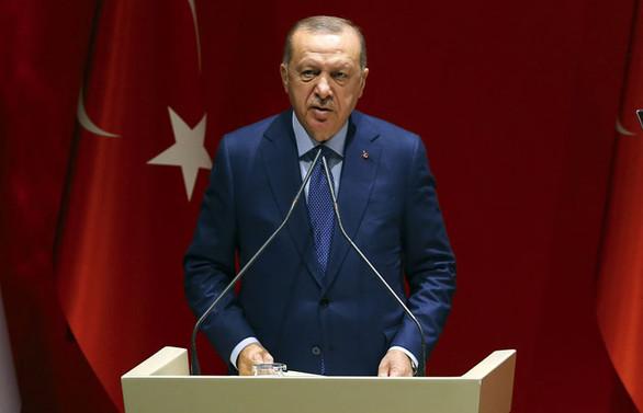 Cumhurbaşkanı Erdoğan: Yatırımlarınıza devam edin