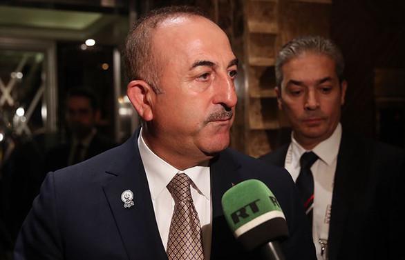 Çavuşoğlu'ndan AP Başkanına tepki
