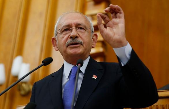 Kılıçdaroğlu: Türkiye'nin gerçek gündemi ekonomi