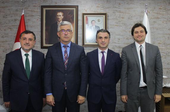 Bursa turizmi için güç birliği