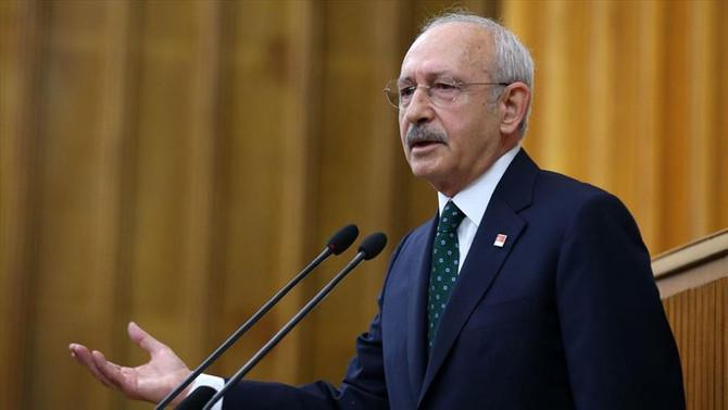 Kılıçdaroğlu: İsterseniz Çin Seddi'ni getirin, yıkıp geçeceğiz