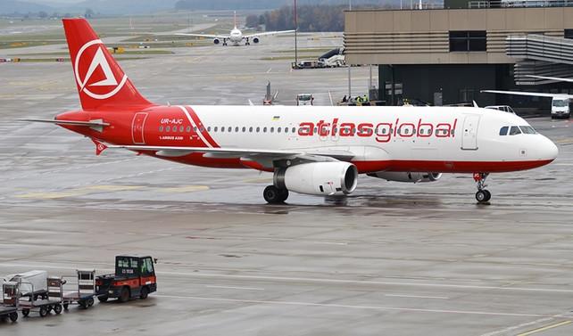 AtlasGlobal uçuşlarını durdurduğunu açıkladı