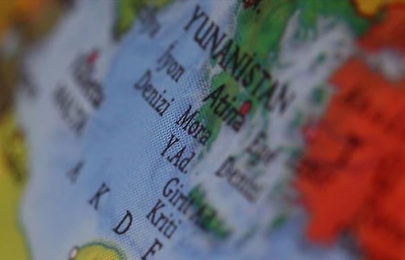 Yunanistan'da 6,1 büyüklüğünde deprem