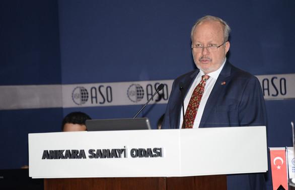 ASO Başkanı Özdebir: Yıl sonu büyüme YEP tahminine yakın gerçekleşebilir