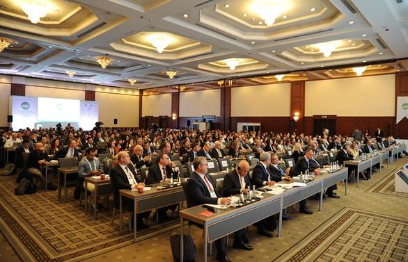 Dünya ambalaj sektörü İstanbul'da buluştu