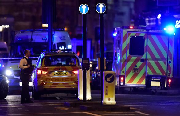 Londra Köprüsü'nde terör saldırısı: Yaralılar var