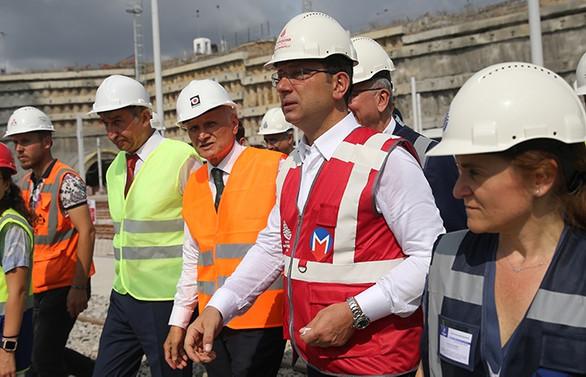 Kabataş-Mecidiyeköy-Mahmutbey Metrosu'nun açılış tarihi belli oldu