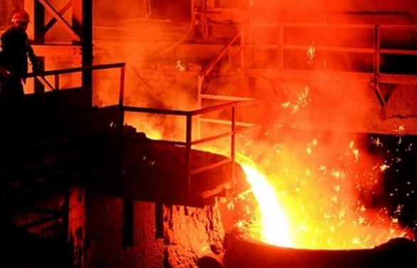 KARDEMİR'in kütük döküm kapasitesi 3,5 milyon tona ulaştı